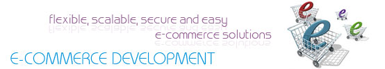 ECommerce development, ecommerce web development, ecommerce shopping cart solution, ecommerce website design, ecommerce solutions, X-cart development, zencart development, oscommerce development, miva merchant development, yahoo store development